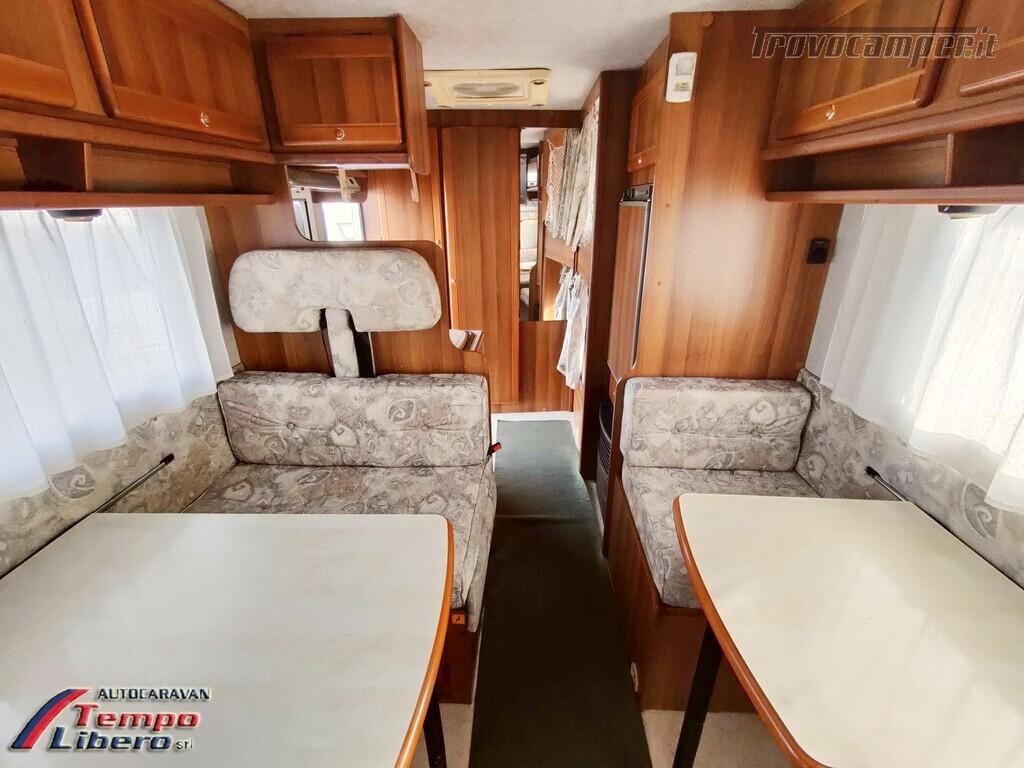 RIMOR SUPERBRIG 678 MANSARDATO 7 POSTI usato  in vendita a Modena - Immagine 11