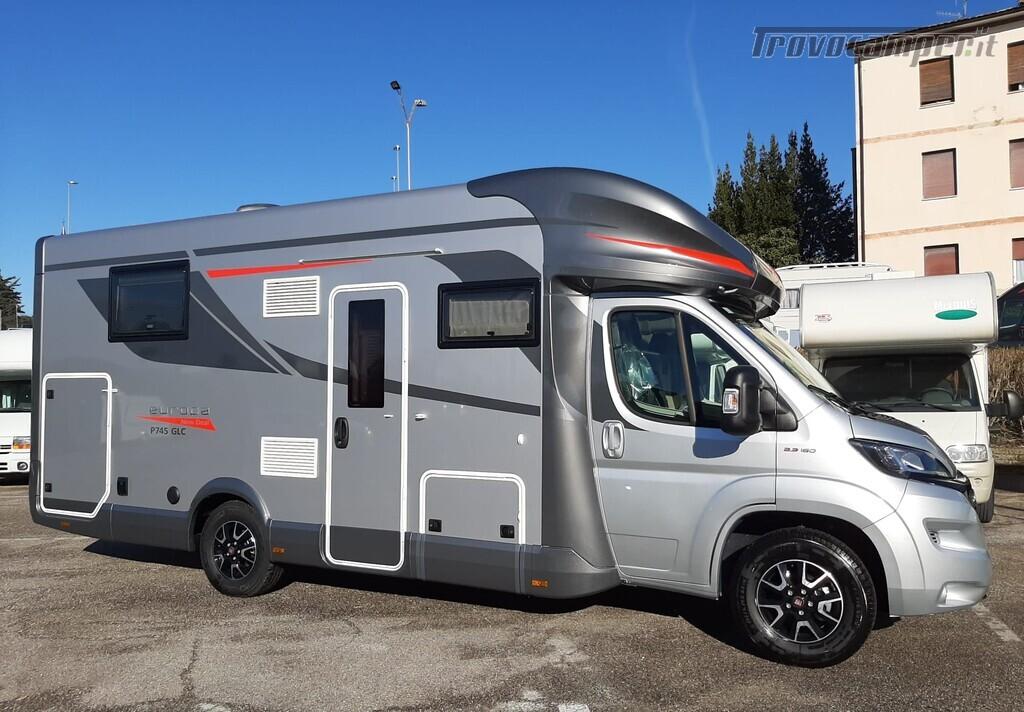 IN ARRIVO Nuovo ARCA EUROPA NEW DEAL P745 GLC usato  in vendita a Macerata - Immagine 1