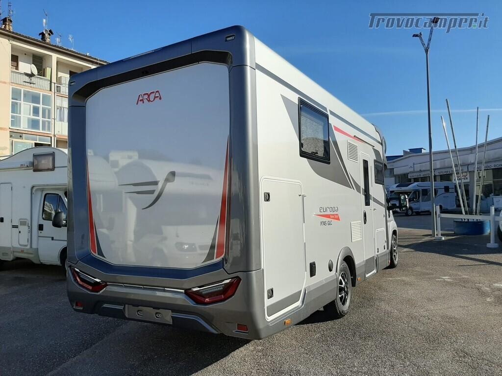 IN ARRIVO Nuovo ARCA EUROPA NEW DEAL P745 GLC usato  in vendita a Macerata - Immagine 2