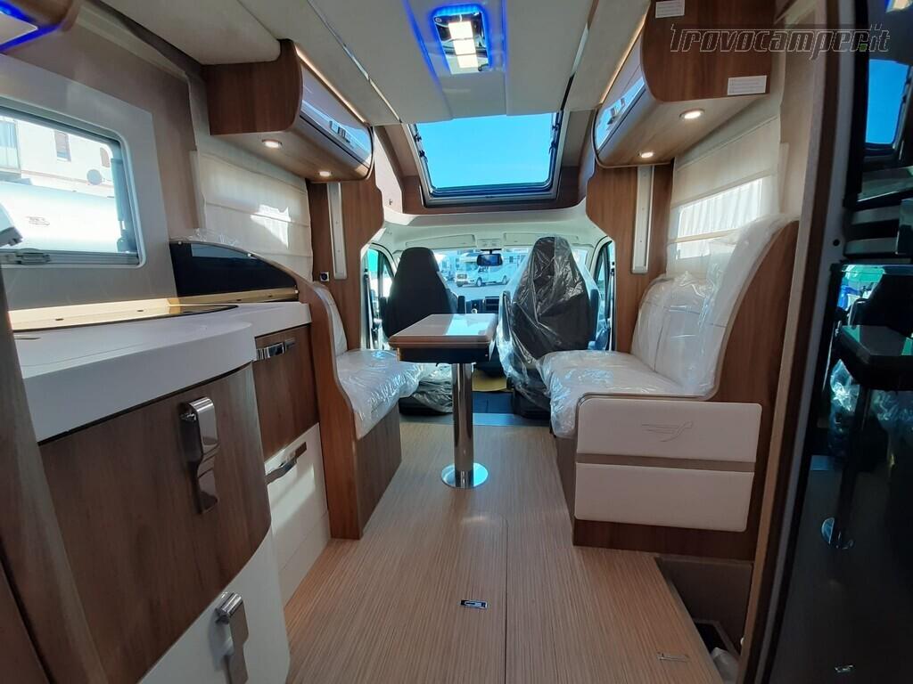 IN ARRIVO Nuovo ARCA EUROPA NEW DEAL P745 GLC usato  in vendita a Macerata - Immagine 14
