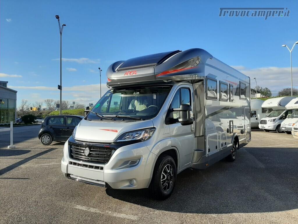 Nuovo ARCA EUROPA NEW DEAL P745 GLG nuovo  in vendita a Macerata - Immagine 1