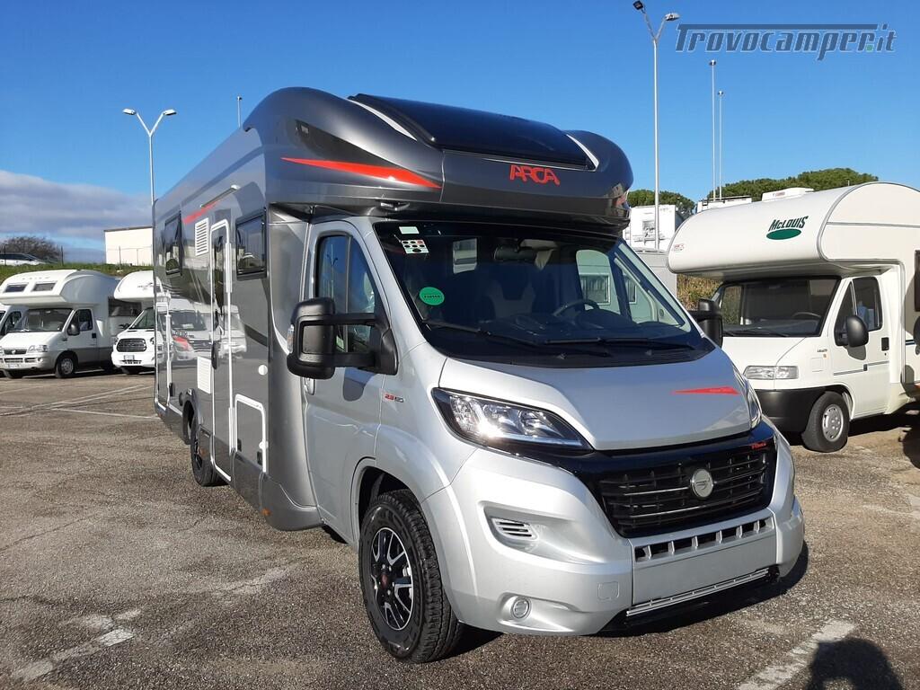 Nuovo ARCA EUROPA NEW DEAL P745 GLG nuovo  in vendita a Macerata - Immagine 2