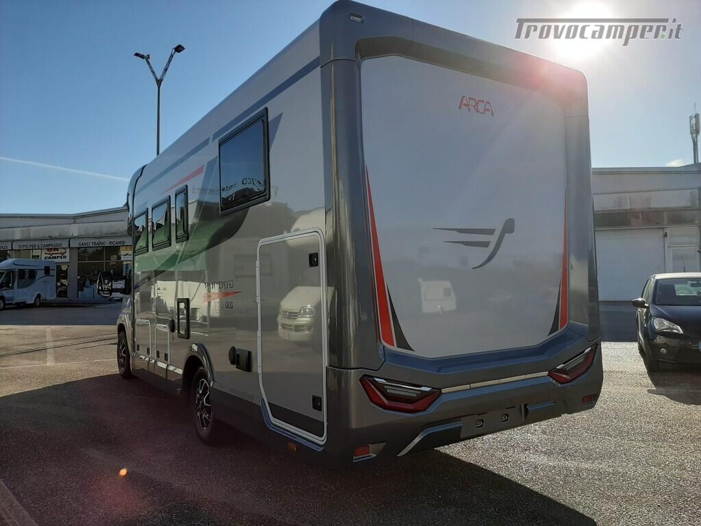 Nuovo ARCA EUROPA NEW DEAL P745 GLG nuovo  in vendita a Macerata - Immagine 3
