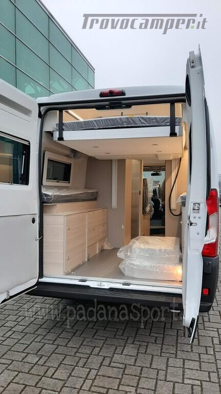 Van ADRIA TWIN PLUS 640 SGX con bagno vario nuovo  in vendita a Pavia - Immagine 8