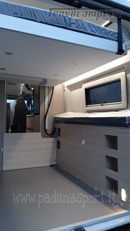 Van ADRIA TWIN PLUS 640 SGX con bagno vario nuovo  in vendita a Pavia - Immagine 11