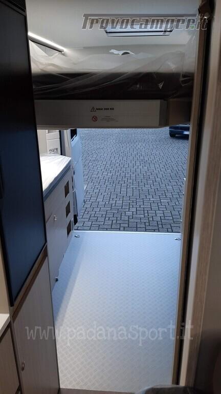 Van ADRIA TWIN PLUS 640 SGX con bagno vario nuovo  in vendita a Pavia - Immagine 12