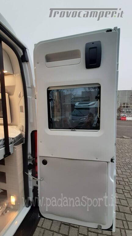 Van ADRIA TWIN PLUS 640 SGX con bagno vario nuovo  in vendita a Pavia - Immagine 14