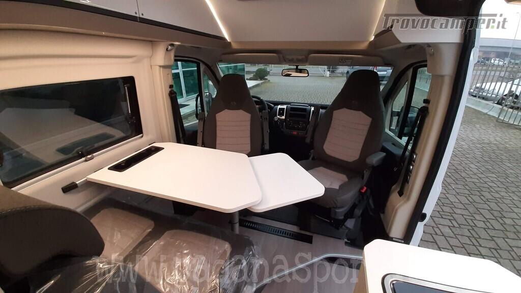 Van ADRIA TWIN PLUS 640 SGX con bagno vario nuovo  in vendita a Pavia - Immagine 16