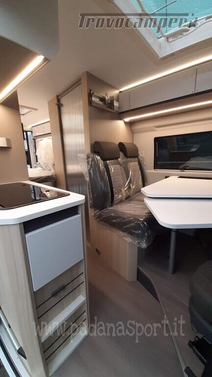 Van ADRIA TWIN PLUS 640 SGX con bagno vario nuovo  in vendita a Pavia - Immagine 17