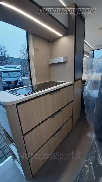 Van ADRIA TWIN PLUS 640 SGX con bagno vario nuovo  in vendita a Pavia - Immagine 18