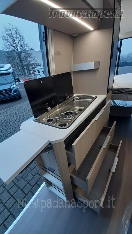 Van ADRIA TWIN PLUS 640 SGX con bagno vario nuovo  in vendita a Pavia - Immagine 19