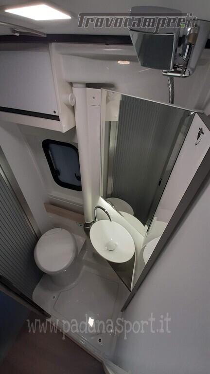 Van ADRIA TWIN PLUS 640 SGX con bagno vario nuovo  in vendita a Pavia - Immagine 20