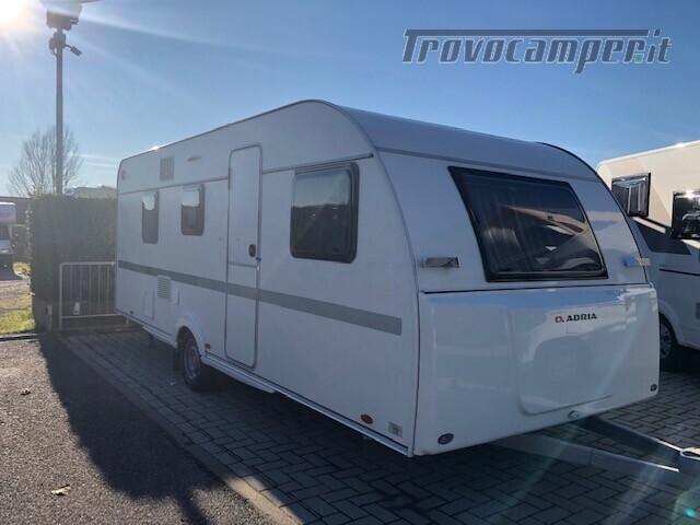 Caravan 7 Posti Adria Aviva 563 PT nuovo  in vendita a Firenze - Immagine 2