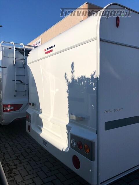 Caravan 7 Posti Adria Aviva 563 PT nuovo  in vendita a Firenze - Immagine 3
