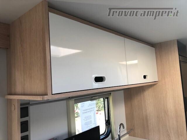 Caravan 7 Posti Adria Aviva 563 PT nuovo  in vendita a Firenze - Immagine 6