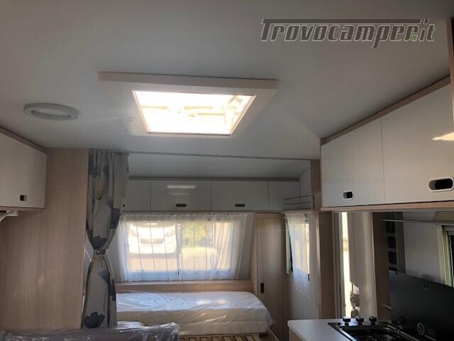 Caravan 7 Posti Adria Aviva 563 PT nuovo  in vendita a Firenze - Immagine 10