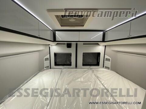 Adria New Twin Supreme 600 SPB silver gamma 2021 van 599 cm PRONTA CONSEGNA usato  in vendita a Brescia - Immagine 12
