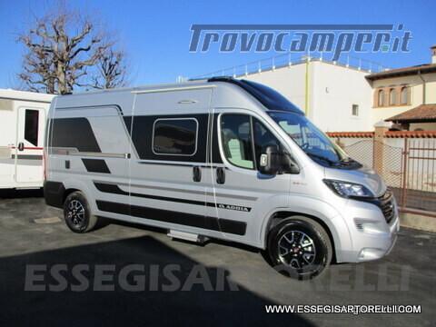 Adria New Twin Supreme 600 SPB silver gamma 2021 van 599 cm PRONTA CONSEGNA usato  in vendita a Brescia - Immagine 3