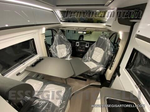 Adria New Twin Supreme 600 SPB silver gamma 2021 van 599 cm PRONTA CONSEGNA usato  in vendita a Brescia - Immagine 4