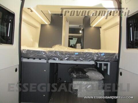 Adria New Twin Supreme 600 SPB silver gamma 2021 van 599 cm PRONTA CONSEGNA usato  in vendita a Brescia - Immagine 19