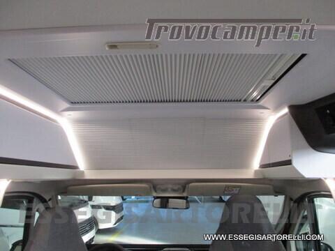 Adria New Twin Supreme 600 SPB silver gamma 2021 van 599 cm PRONTA CONSEGNA usato  in vendita a Brescia - Immagine 17
