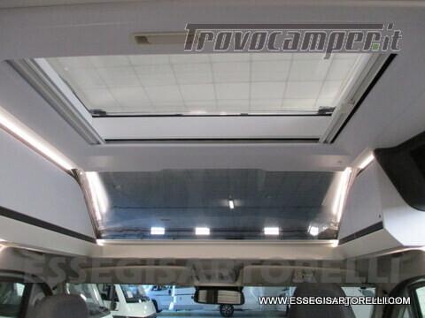 Adria New Twin Supreme 600 SPB silver gamma 2021 van 599 cm PRONTA CONSEGNA usato  in vendita a Brescia - Immagine 16