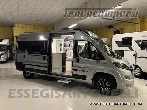 Adria New Twin Supreme 600 SPB silver gamma 2021 van 599 cm PRONTA CONSEGNA usato  in vendita a Brescia - Immagine 1