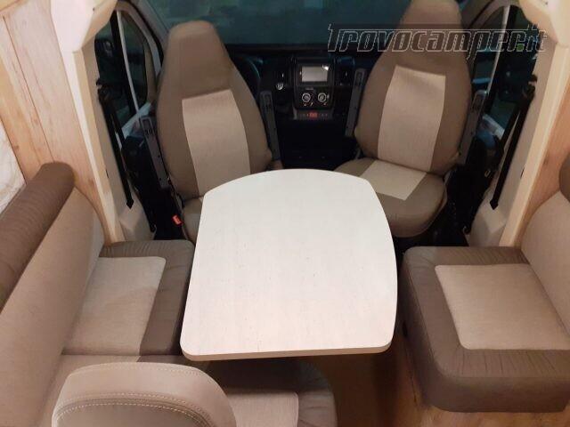 Semintegrale EURAMOBIL Profila RS 695EB nuovo  in vendita a Asti - Immagine 12