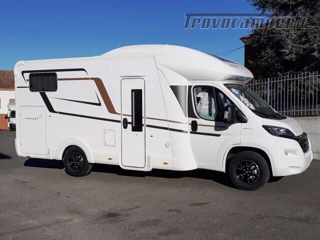 Semintegrale EURAMOBIL Profila RS 695EB nuovo  in vendita a Asti - Immagine 2