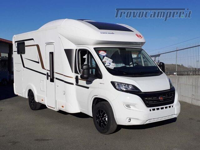 Semintegrale EURAMOBIL Profila RS 695EB nuovo  in vendita a Asti - Immagine 1