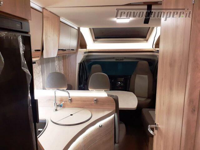 Semintegrale EURAMOBIL Profila RS 695EB nuovo  in vendita a Asti - Immagine 6