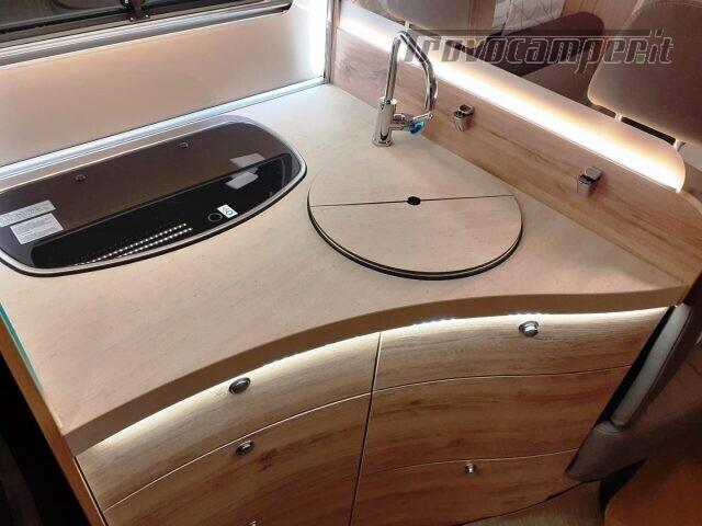 Semintegrale EURAMOBIL Profila RS 695EB nuovo  in vendita a Asti - Immagine 8