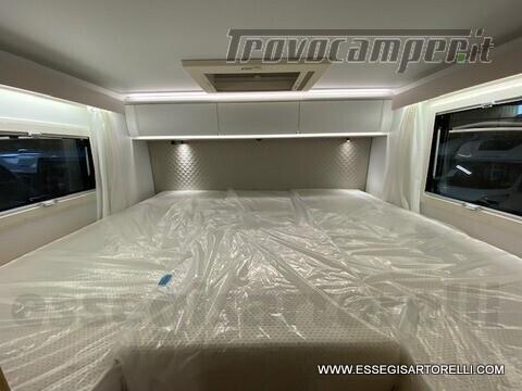 Adria NEW MATRIX PLUS 670 SL 160 POWER 2021 doppio pavimento gemelli basculante nuovo  in vendita a Brescia - Immagine 7