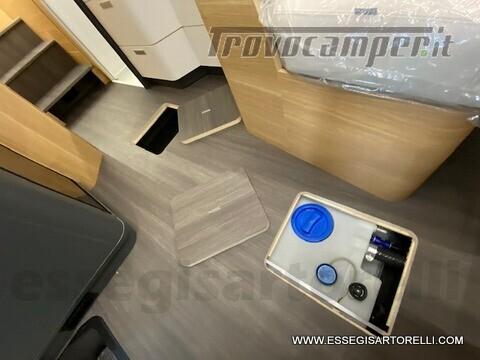 Adria NEW MATRIX PLUS 670 SL 160 POWER 2021 doppio pavimento gemelli basculante nuovo  in vendita a Brescia - Immagine 10