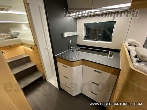Adria NEW MATRIX PLUS 670 SL 160 POWER 2021 doppio pavimento gemelli basculante nuovo  in vendita a Brescia - Immagine 11