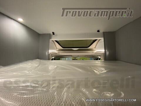 Adria NEW MATRIX PLUS 670 SL 160 POWER 2021 doppio pavimento gemelli basculante nuovo  in vendita a Brescia - Immagine 13