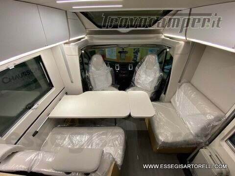 Adria NEW MATRIX PLUS 670 SL 160 POWER 2021 doppio pavimento gemelli basculante nuovo  in vendita a Brescia - Immagine 14