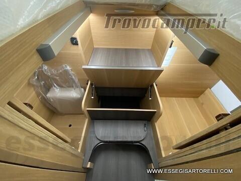 Adria NEW MATRIX PLUS 670 SL 160 POWER 2021 doppio pavimento gemelli basculante nuovo  in vendita a Brescia - Immagine 17