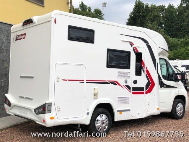 Camper puro CHALLENGER CHALLENGER 194 GA VIP Fiat 14 usato  in vendita a Biella - Immagine 3