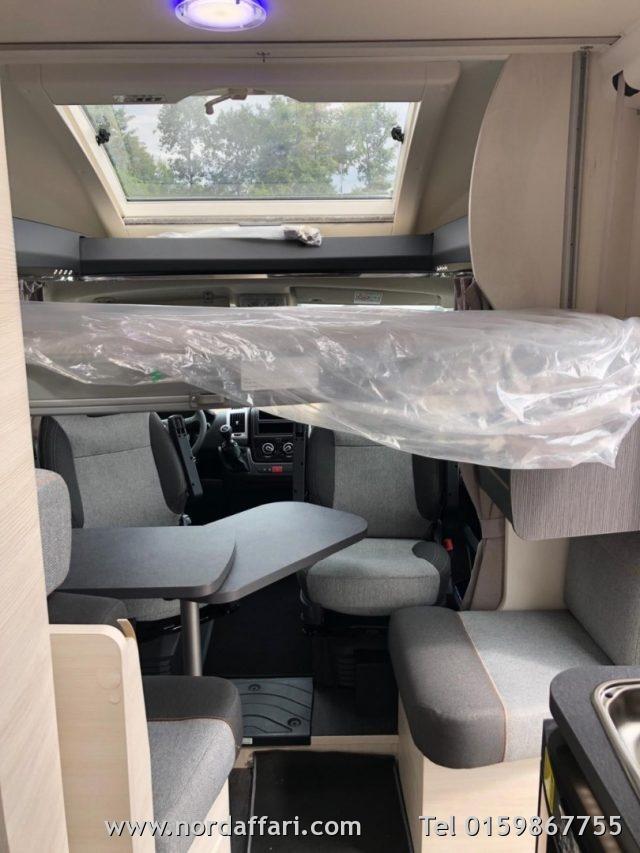 Camper puro CHALLENGER CHALLENGER 194 GA VIP Fiat 14 usato  in vendita a Biella - Immagine 10