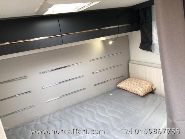 Camper puro CHALLENGER CHALLENGER 194 GA VIP Fiat 14 usato  in vendita a Biella - Immagine 13