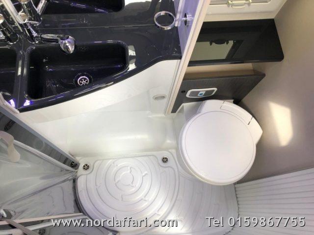 Camper puro CHALLENGER CHALLENGER 194 GA VIP Fiat 14 usato  in vendita a Biella - Immagine 15