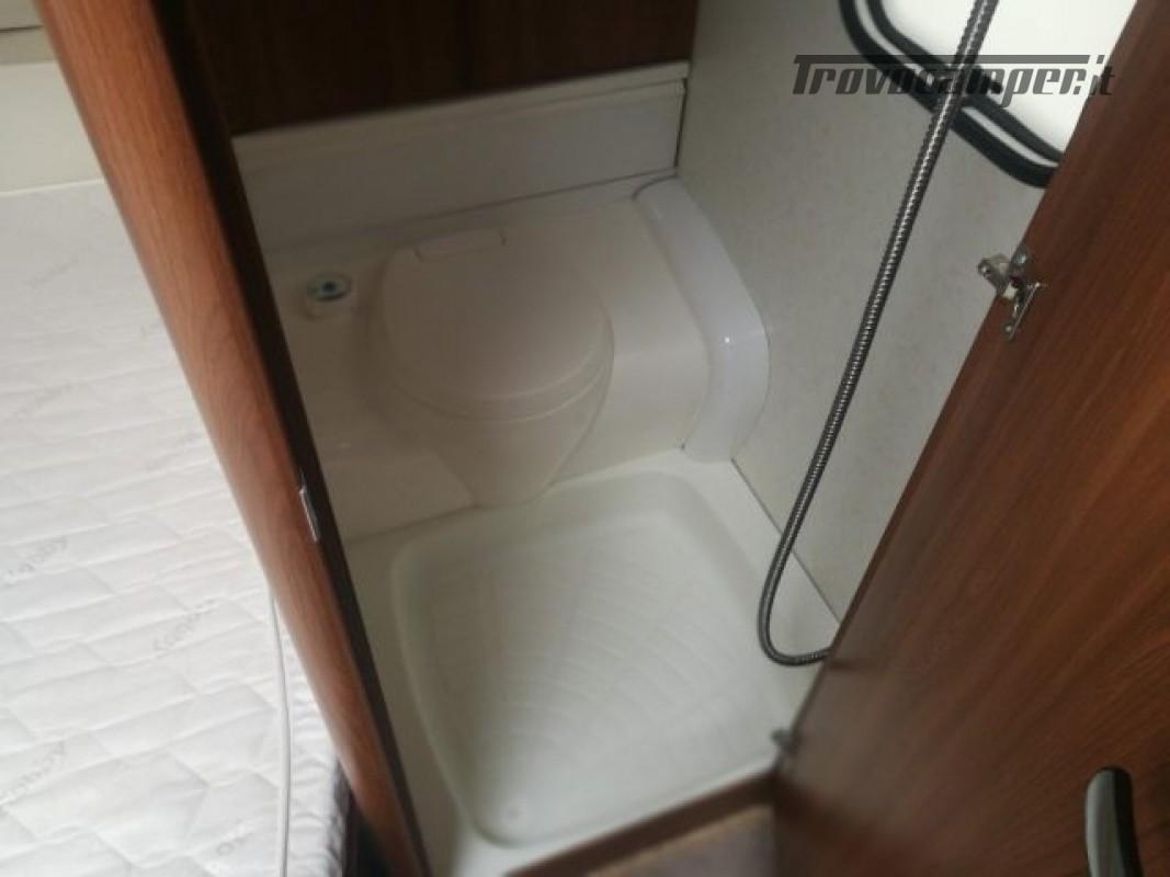 Camper puro HOBBY excellent 540 usato  in vendita a Roma - Immagine 12