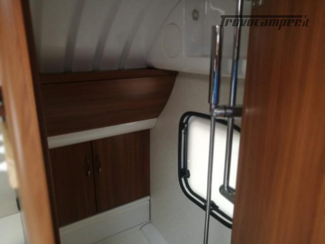 Camper puro HOBBY excellent 540 usato  in vendita a Roma - Immagine 13