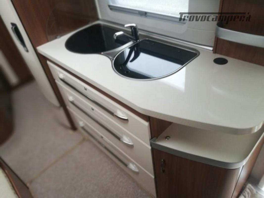 Camper puro HOBBY excellent 540 usato  in vendita a Roma - Immagine 17