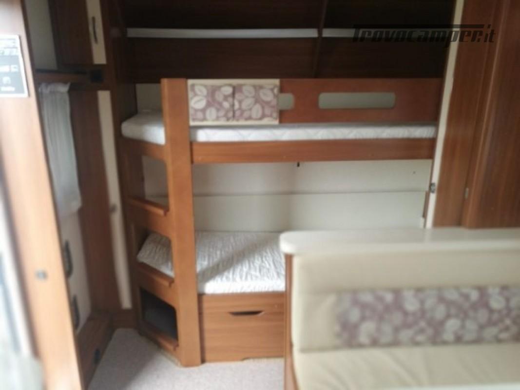 Camper puro HOBBY excellent 540 usato  in vendita a Roma - Immagine 22