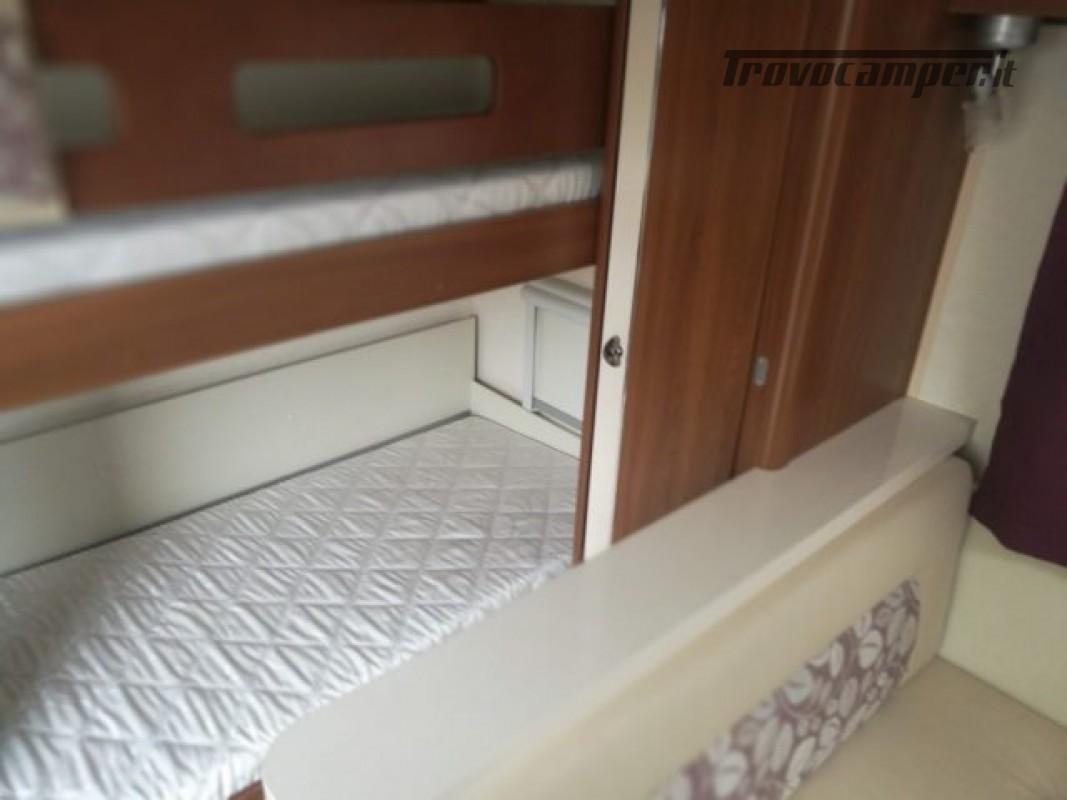 Camper puro HOBBY excellent 540 usato  in vendita a Roma - Immagine 23