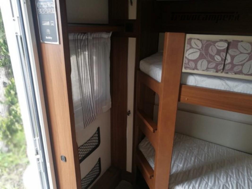 Camper puro HOBBY excellent 540 usato  in vendita a Roma - Immagine 24