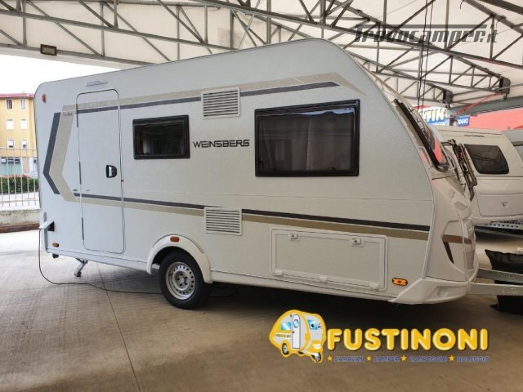 Roulotte WEINSBERG CARAVAN NUOVA CARAONE 420 QD 3 nuovo  in vendita a Bergamo - Immagine 1