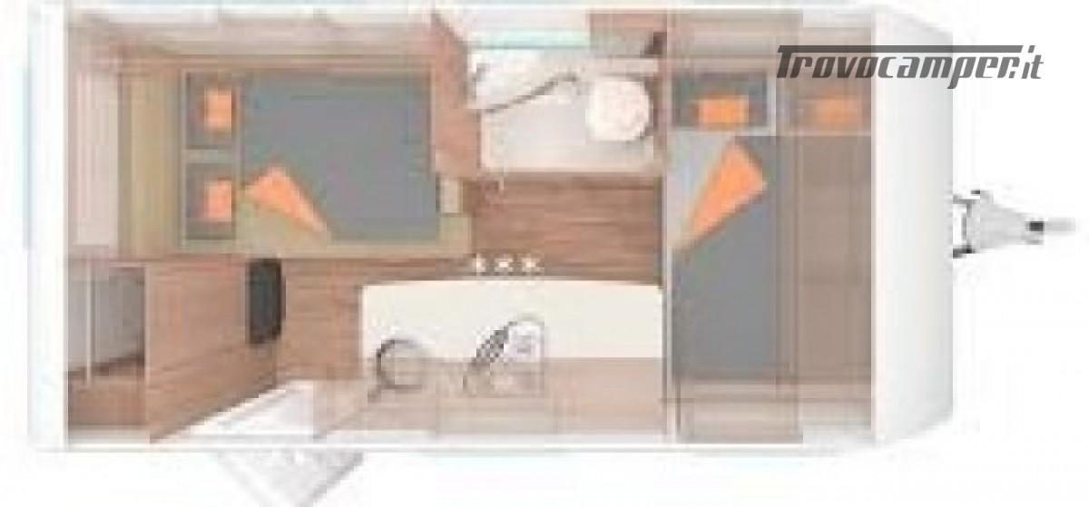 Roulotte WEINSBERG CARAVAN NUOVA CARAONE 420 QD 3 nuovo  in vendita a Bergamo - Immagine 2
